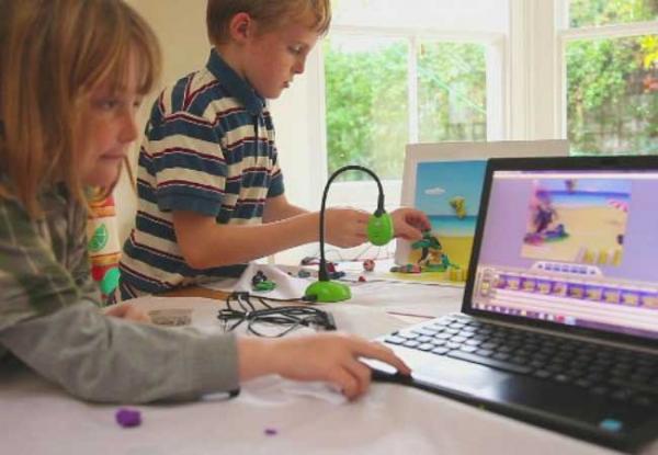 Детская студия анимации мультфильм своими руками