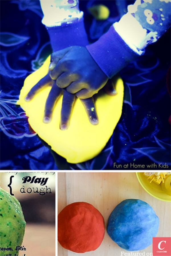 kids activities playdough recipes
