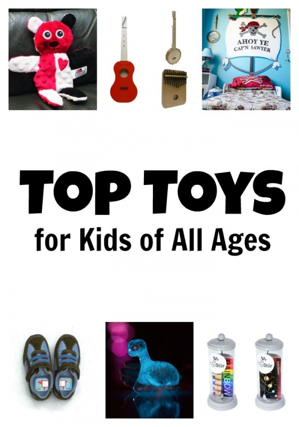 Top Toys and Games for Kids