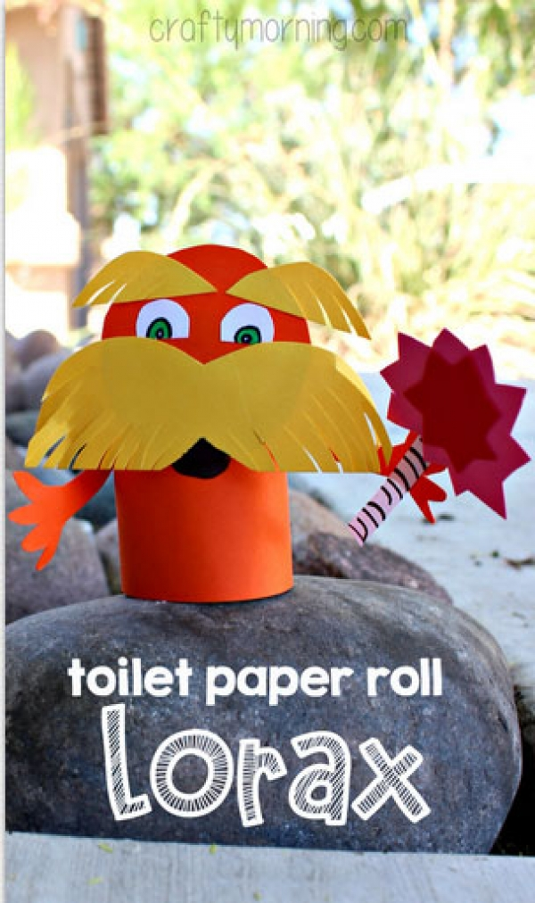 18 Toilet Paper Roll Crafts Creative Child