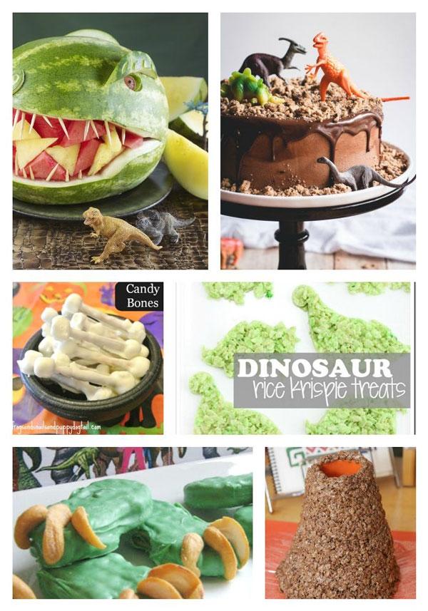 dinosaur birthday party ideas Creative Child