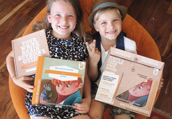 Write Brain Books Author's Kits