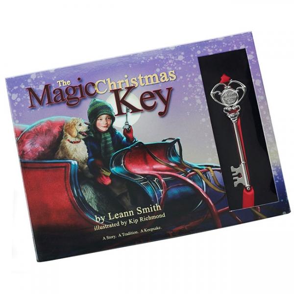 Magic Christmas Key