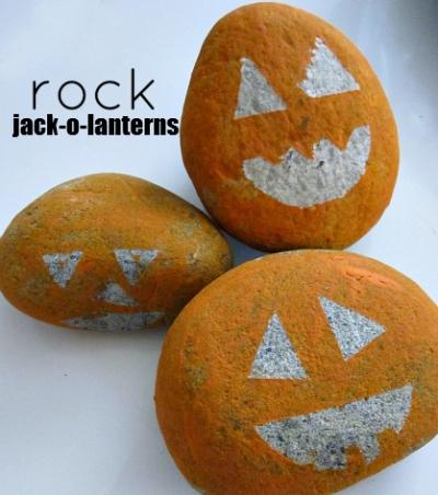 Rock-o-Lanterns