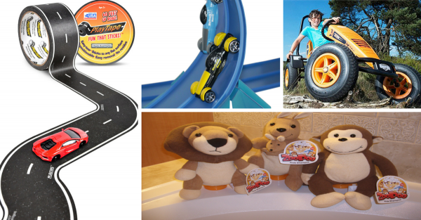 July Editorial Picks Toys and Games