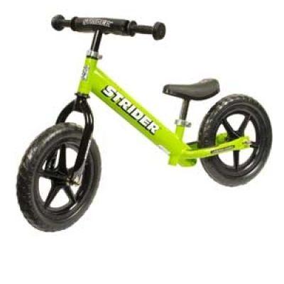 STRIDER No-Pedal Balance Bike