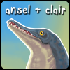 Ansel & Clair: Triassic Dinosaurs