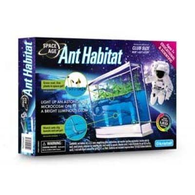 Space Age Ant Habitat