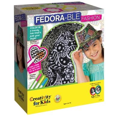 Fedora-ble Fashion