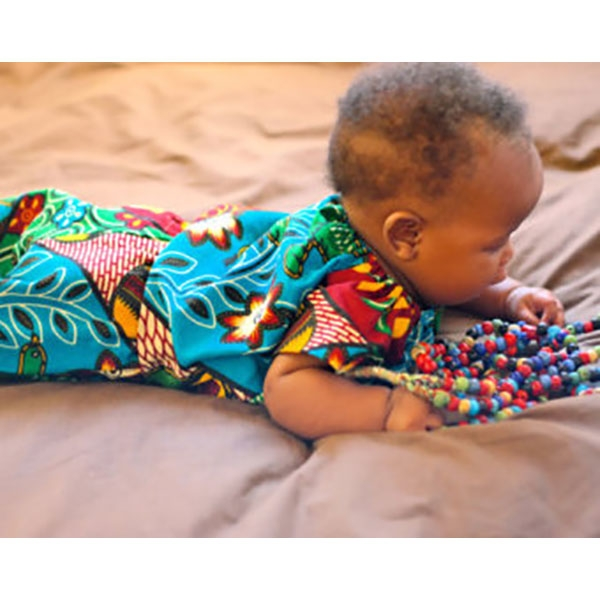 Kwanzaa Baby Outfit