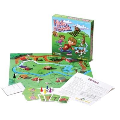 Hide & Seek Board Game