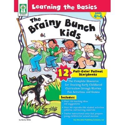 The Brainy Bunch Kids