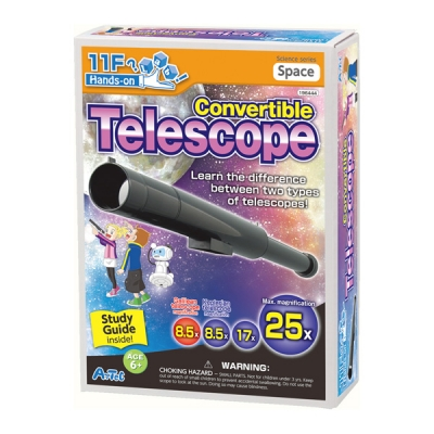 Convertible Telescope