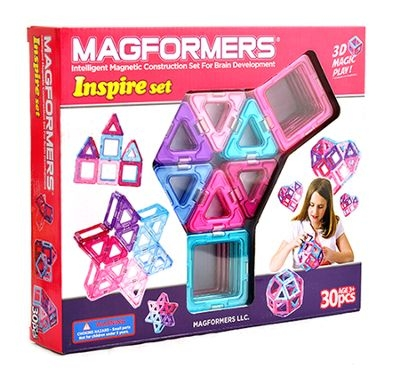 Magformers® Inspire 30Pc Gear Set
