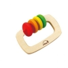 GrabHappy Abacus Rattle