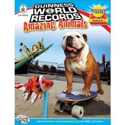 Guinness World Records® Amazing Animals