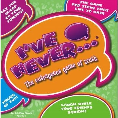 I've Never®...The Outrageous Game of Truth