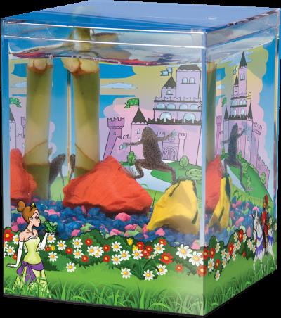 Princess & Frog Classic EcoAquarium™
