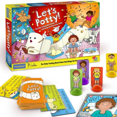 Let's Potty! Game