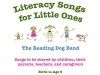 Literacy Songs for Little Ones CD