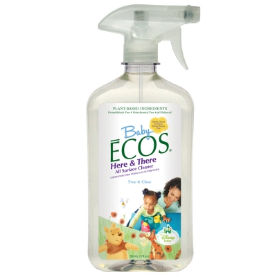 Baby ECOS Here & There Cleaner