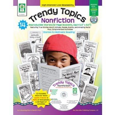 Trendy Topics: Nonfiction