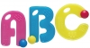 ABC Teething Letters