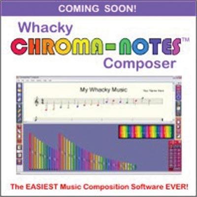 Creative Child Awards Chroma-Notes™ Composer (Music Composition
