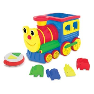 Animal Express Remote Control Train