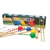 CHILDREN'S CROQUET SET