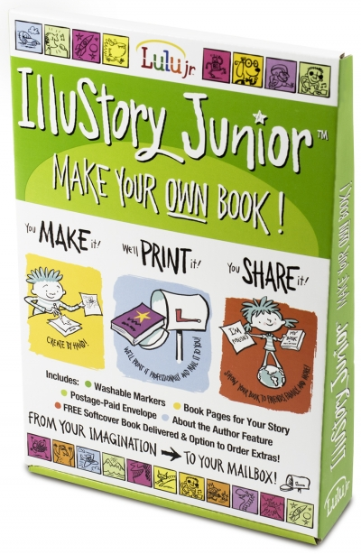 IlluStory Junior