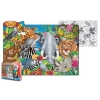 Puzzle Doubles!® Fun Facts! Animals of the World
