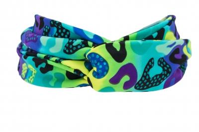 Funky Safari - Knotted Headband