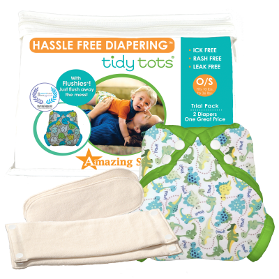 2 Diaper Trial Set