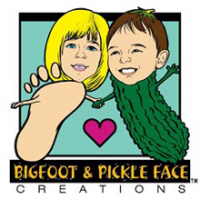 Bigfoot & Pickle Face Creations