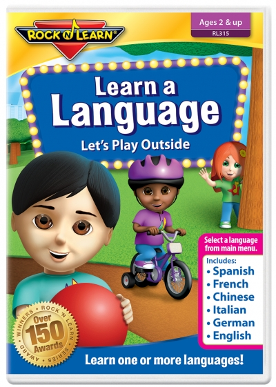 Learn a Language- Let's Play Outside