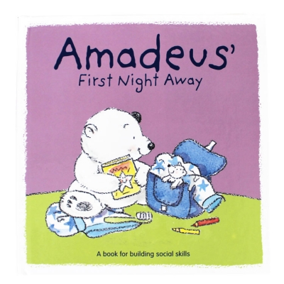 Books for Kids or Parents: Amadeus First Night Away