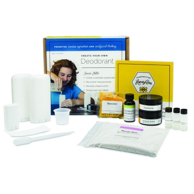 Activity Kits: Create-Your-Own Deodorant Kit