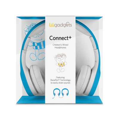 Connect+ Children's Wired Headphone