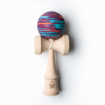 F3 Marble-Cheshire Cat Kendama