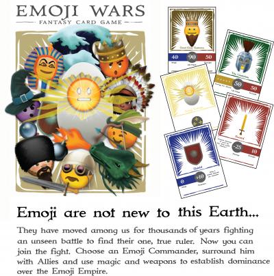 Emoji Wars