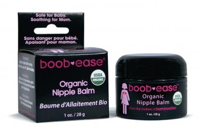 boob-ease® 100% Organic Nipple Balm