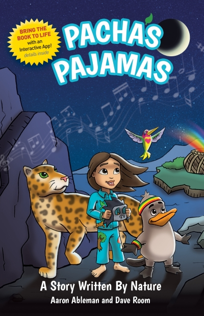 Pacha's Pajamas: A Story Written By Nature Animated Book