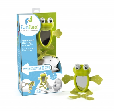 Baby & Toddler Products:  Frog Mirror Set
