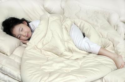myMerino® Comforter, certified organic merino wool comforter
