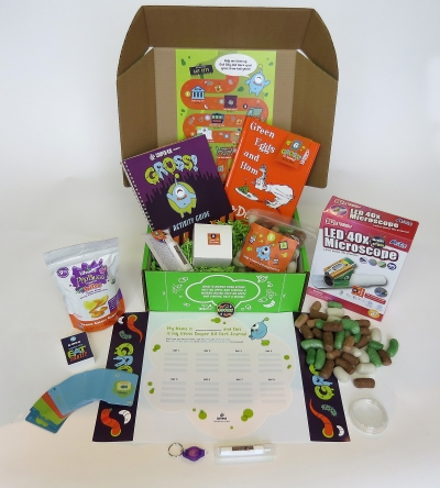 Cooper Kit Subscription Box for Dads and Kids