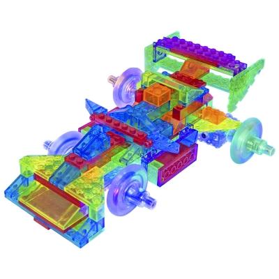 Laser Pegs Formula Racer Kit