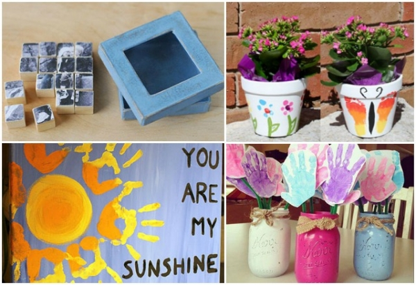 10 crafts to do with your kids on mother 39 s day creative for Fun crafts to do with your mom