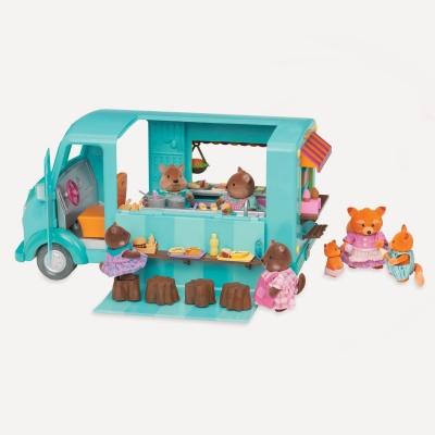 Li'l Woodzeez Honeysuckle Street Treats Food Truck