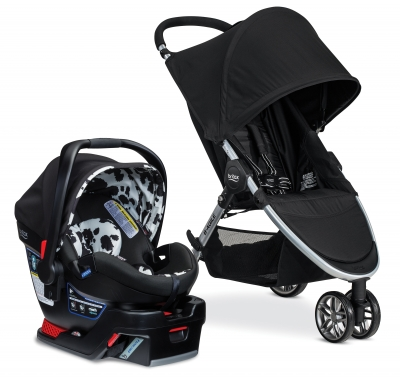 B-AGILE 3 / B-SAFE 35 ELITE TRAVEL SYSTEM